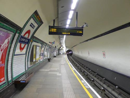 Clapham South, London