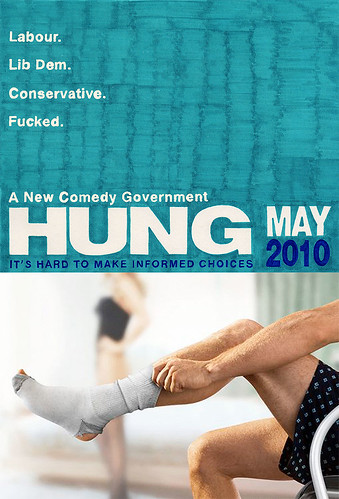 Hung | by Lee Crutchley | Quoteskine