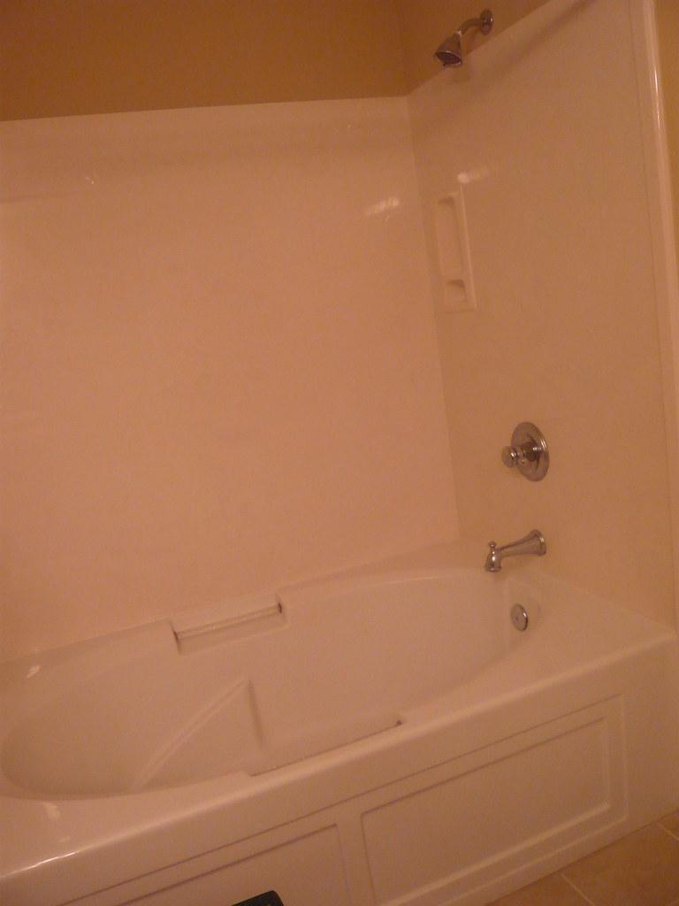master soaking tub shower combo | Lisanne Jennings | Flickr
