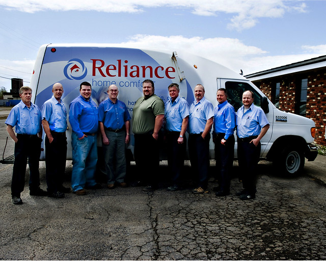 Reliance Home Comfort Service Buying Outright