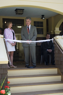 9 Regent - Ribbon cutting 33 | by American Antiquarian Society