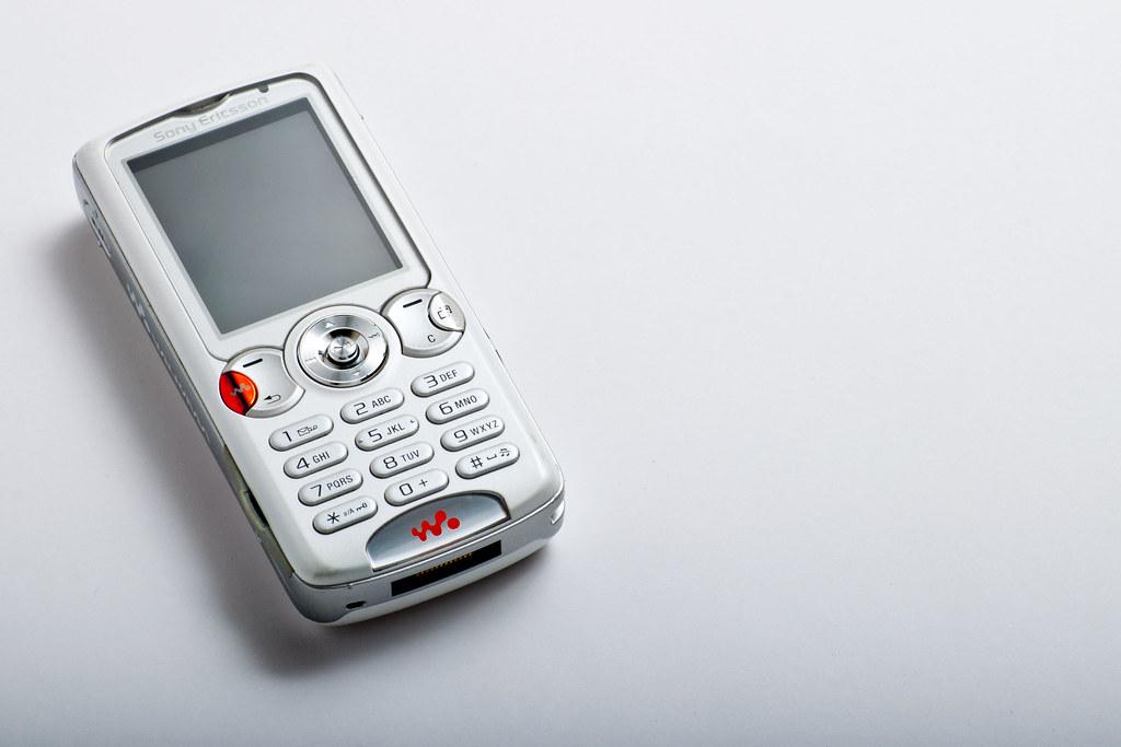 Sony Ericsson W810i (White Version) | A Legend...