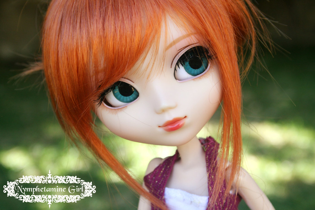 Pullip Stica: Priscilla, at It's obvious to me, anyway.
