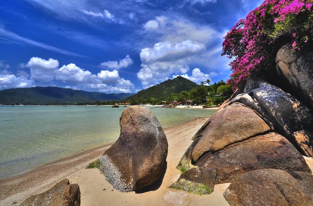 Остров самуи в тайланде фото