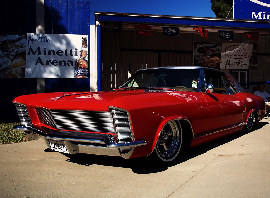 65 Buick Riviera Mid Sixties Classic Cool