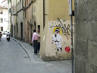 MIMI the ClowN in Florence, ITALY | by MIMI the Clown