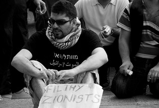 filthy zionists | by sara zollino