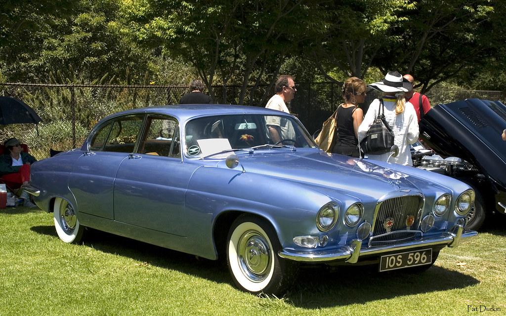 1963 jaguar mk 10 saloon lt blu met fvr pat durkin flickr. Black Bedroom Furniture Sets. Home Design Ideas
