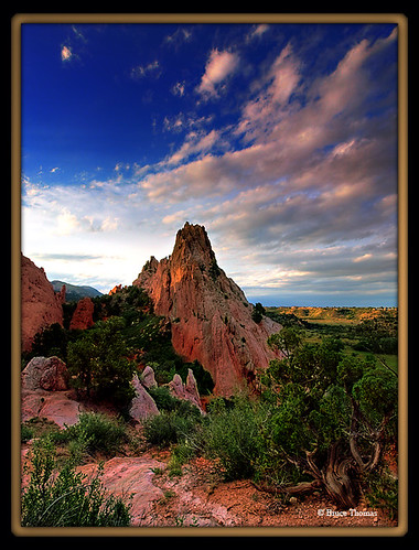 His Majesty (Garden Of The Gods)... | by Colorado Scenics