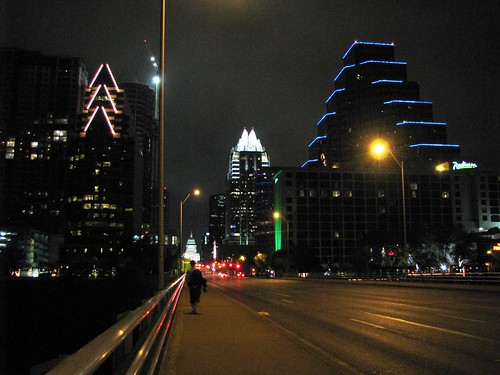 Austin - Congress Avenue Before Dawn | by ilia_dim