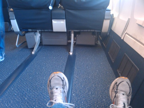 Good morning, business class exit row | by Nathan Y