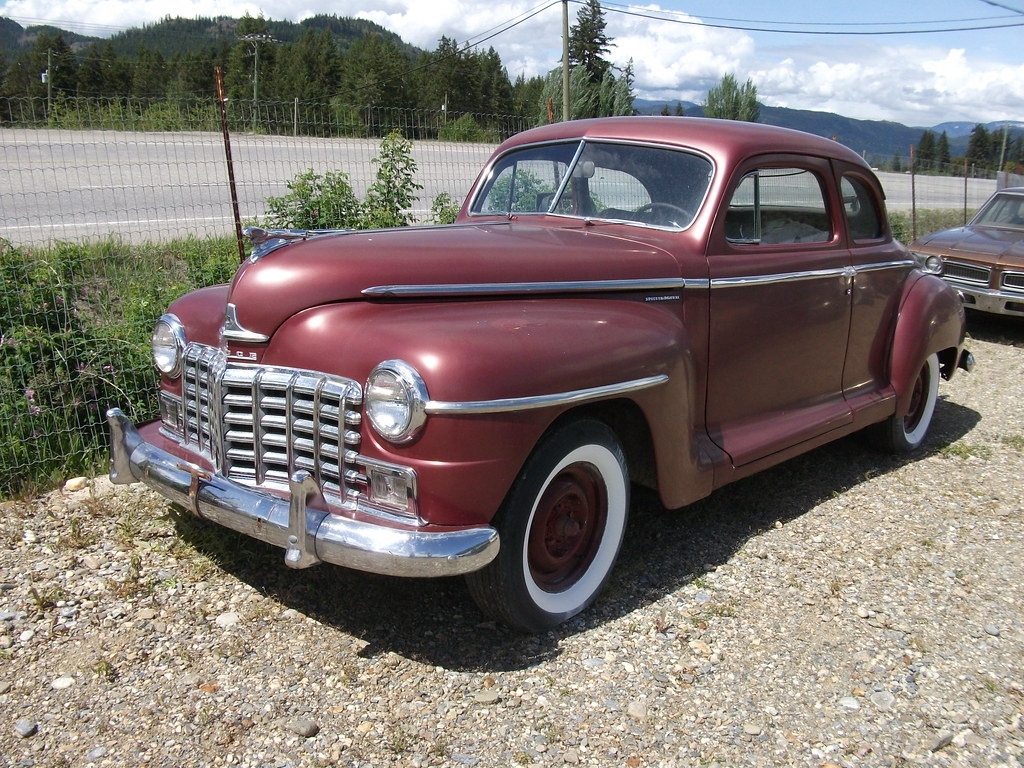 1948 Dodge Special Deluxe Coupe 1948 Dodge Special