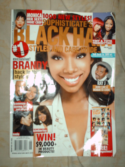 Sophisticates black hair magazine | Flickr - Photo Sharing!