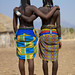 Show us our butts! Mucawana tribe - Angola