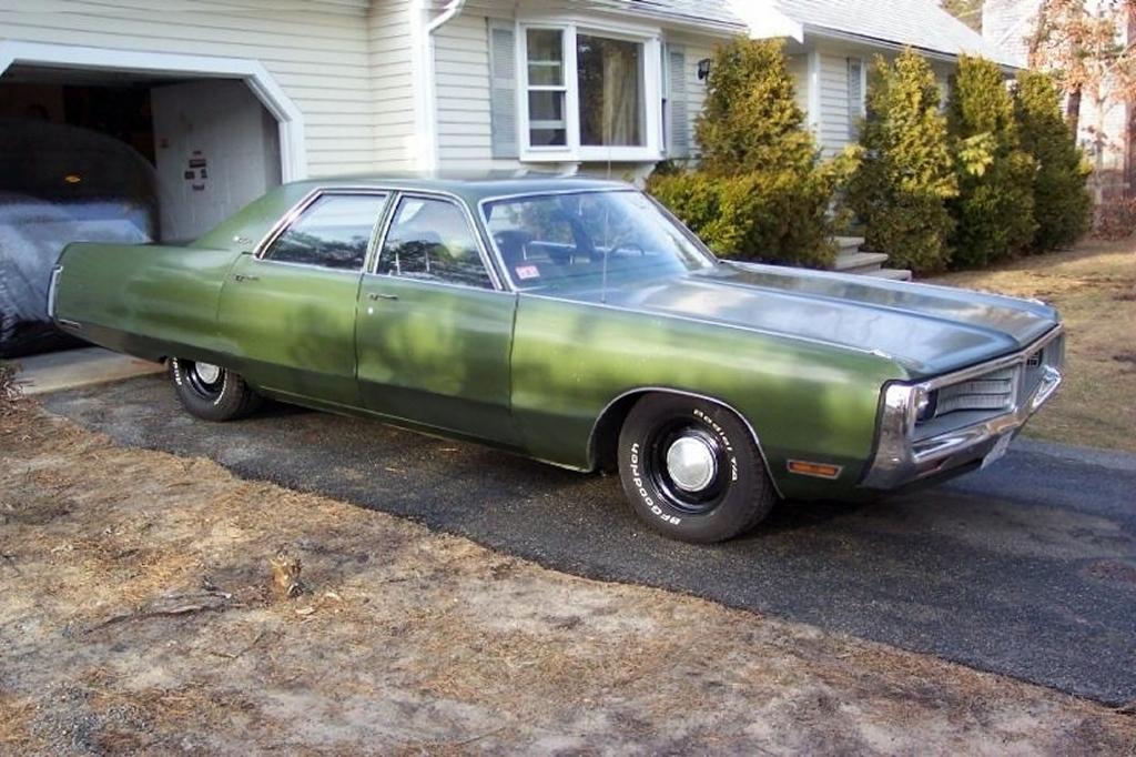 1972 chrysler new yorker