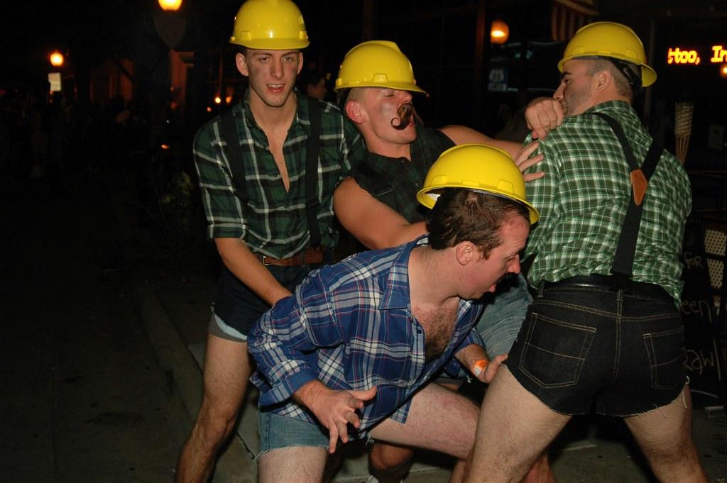 Gay Worker 3