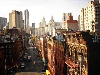 View of Chinatown from the Manhattan Bridge 11 | by Vivienne Gucwa