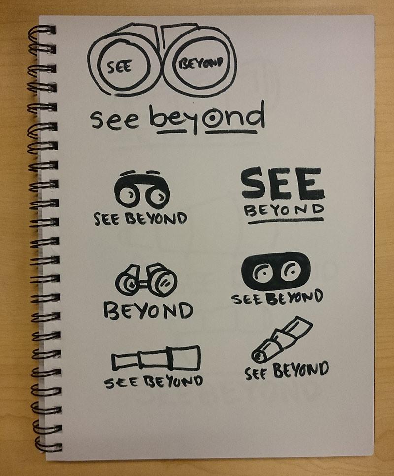 see beyond carolina arai branding design