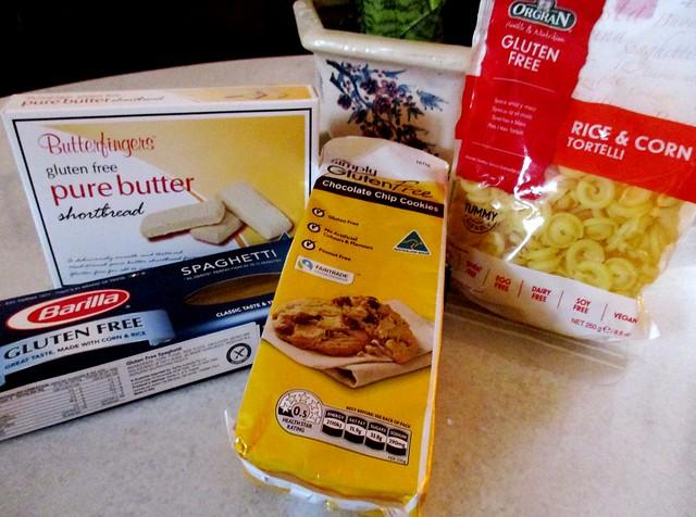 Gluten-free from Australia