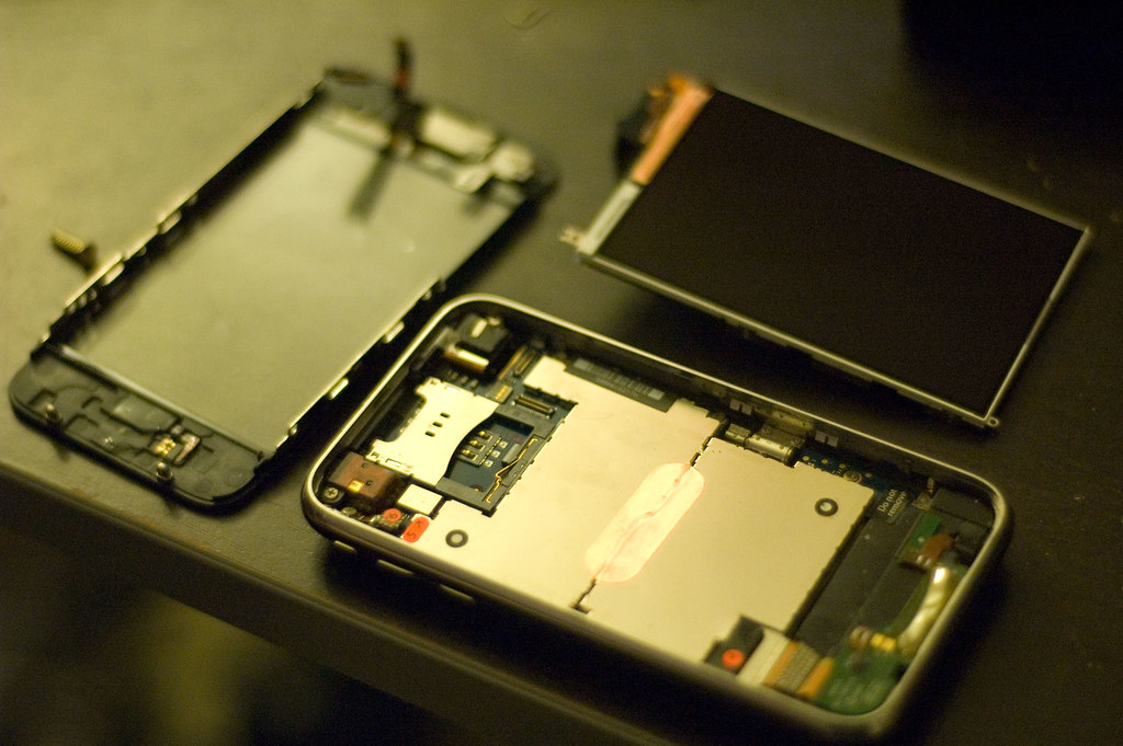 Iphone C Lcd Digitizer Replacement