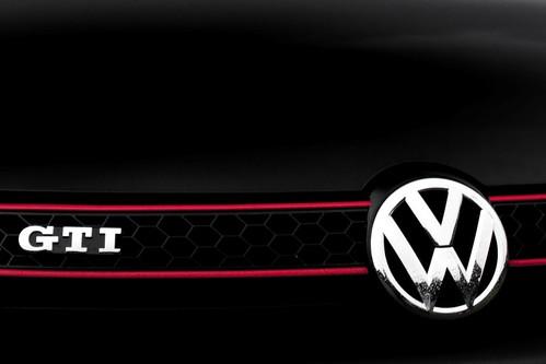 Volkswagen Gti Logo Wallpaper