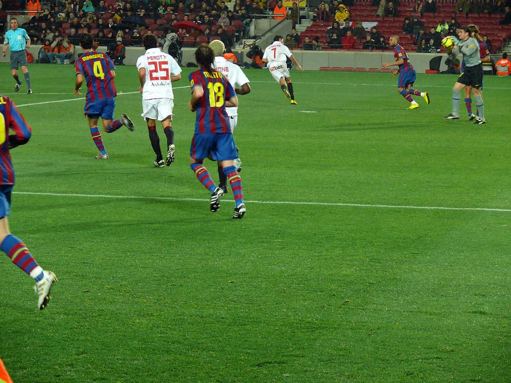 Image Result For Barcelona X Sevilla