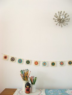 new year garland | by dottie angel