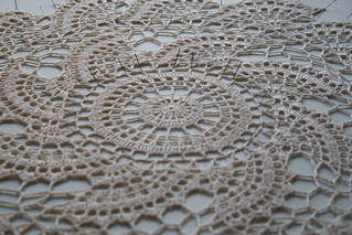 fan doily (close up) | by Yohanes & Risna