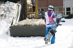 First-ever Rail Jam | by Westminster College