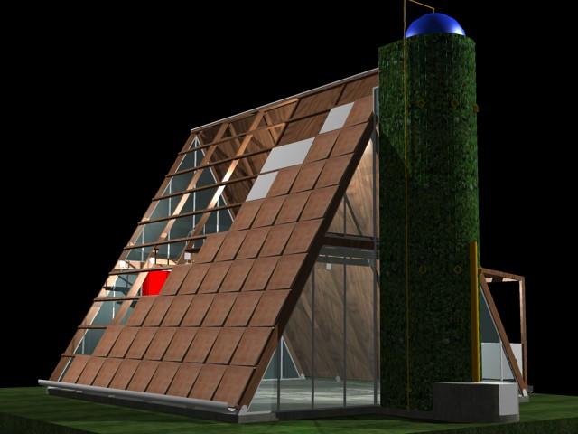 Casa ecol gica prefabricada img 31 i igo ortiz - Casa ecologica prefabricada ...