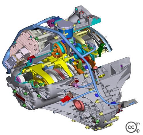 Dual Clutch Transmission Cars