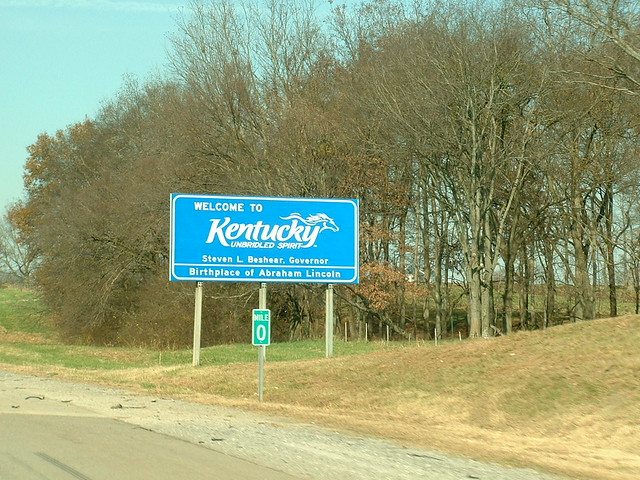states kentucky borders kentucky state line by kentucky state line source abuse report