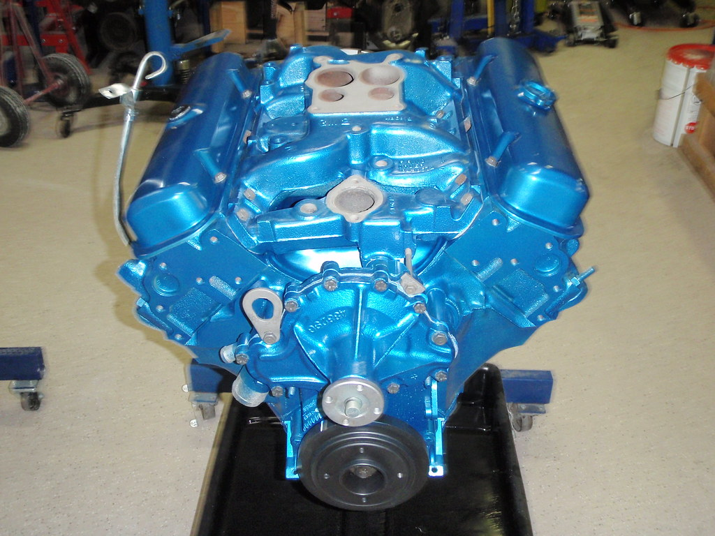 Pontiac 400 Engine Build Pics Restoreamusclecar Flickr