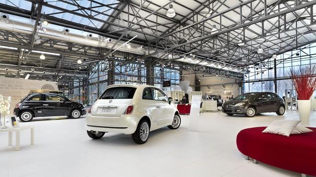 Fiat Showroom Motor Village Europe Flickr
