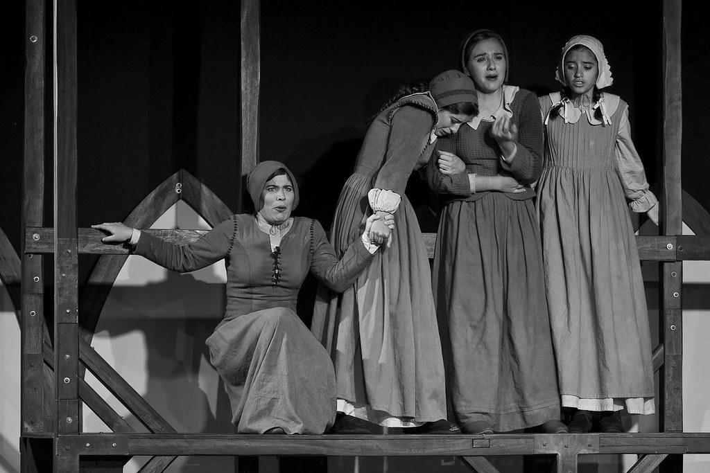 Las brujas de Salem - Teatro   El Teatro - CCI - Quito