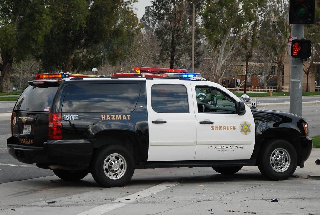 LOS ANGELES COUNTY SHERIFF DEPARTMENT (LASD) HAZMAT - CHEV ...
