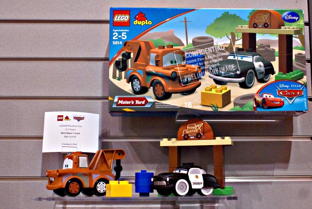 LEGO DUPLO Disney Cars 5814 Mater's Yard | LEGO DUPLO Disney… | Flickr