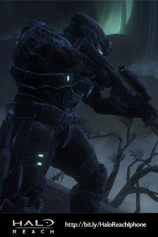 halo reach iphone wallpaper halo reach iphone wallpapers