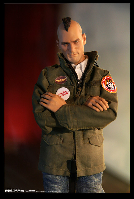 Action >> (TOY SHOW 2010) Taxi Driver | Action Figure Exhibition @ Tai… | Flickr