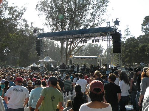 Hardly Strictly Galactic 09 | by jahsko