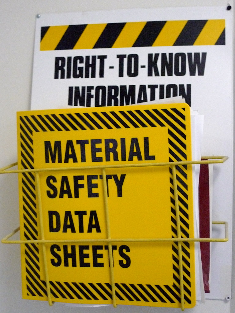 Safety Data Sheet For Pac Liquad Food Grade