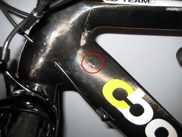 Boardman Team Carbon Frame #2 | Frame number 2 with a qualit… | Flickr