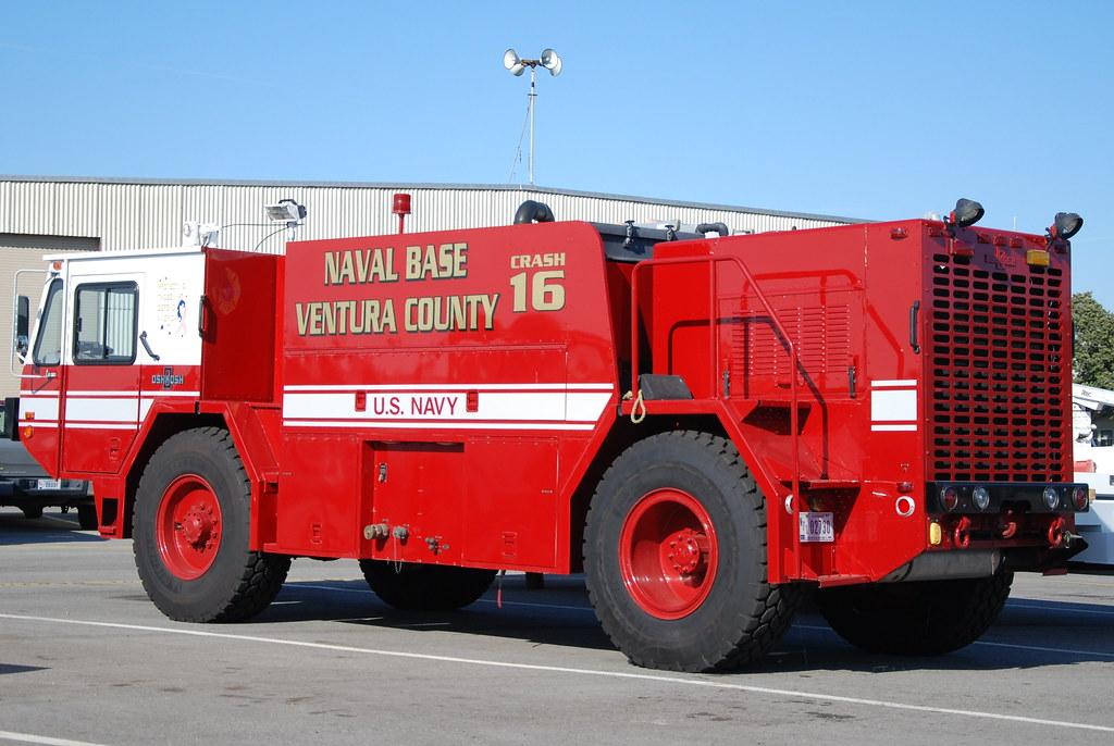U. S. NAVY - NAVAL BASE VENTURA COUNTY (NBVC) FEDERAL FIRE ...