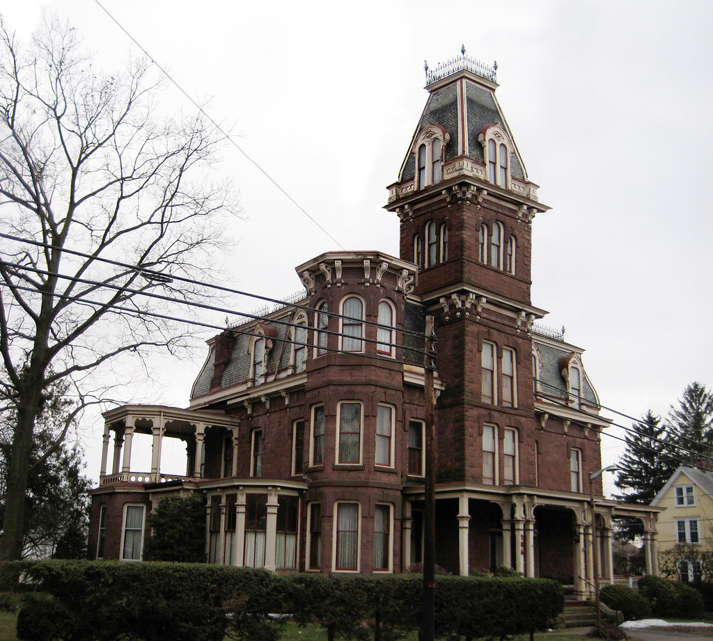 Addams family type mansion 524444 addams family type for The family house