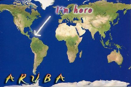 Where Is Aruba In The World Image Gallery Website With Where Is ...