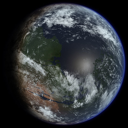 Mars Terraforming: Created By Wikipedia's Ittiz And Taken