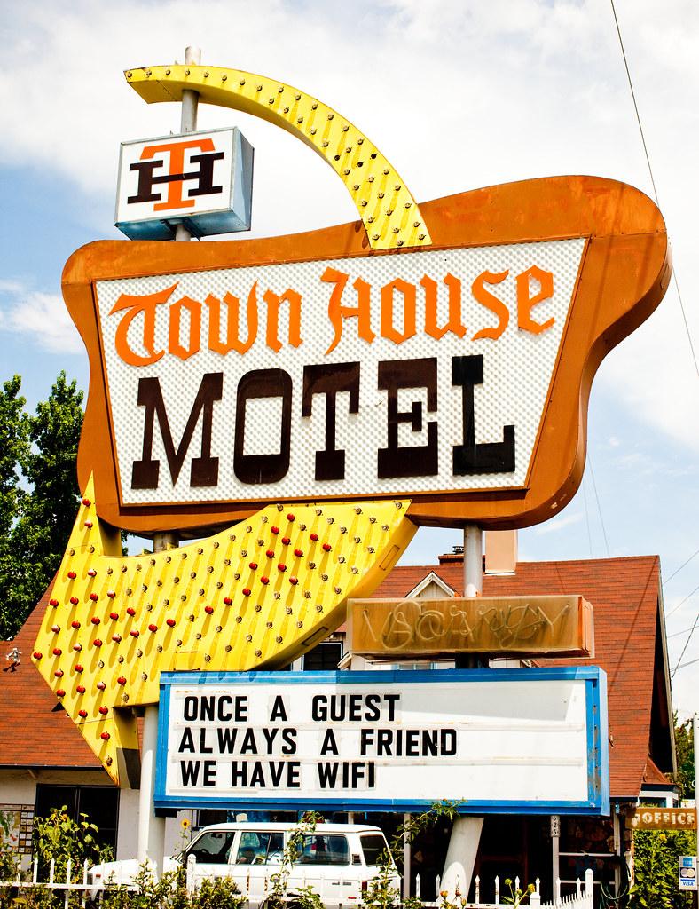 Motel  North State Street Ukiah Ca
