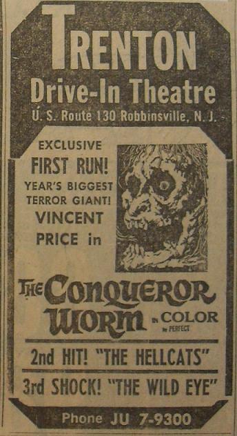 The Conqueror Worm Vincent Price Trenton Drive Flickr