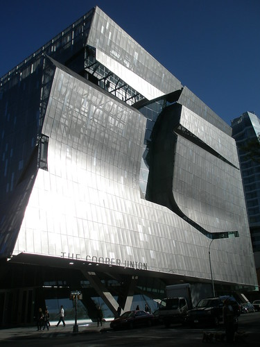 """The Cooper Union"" 