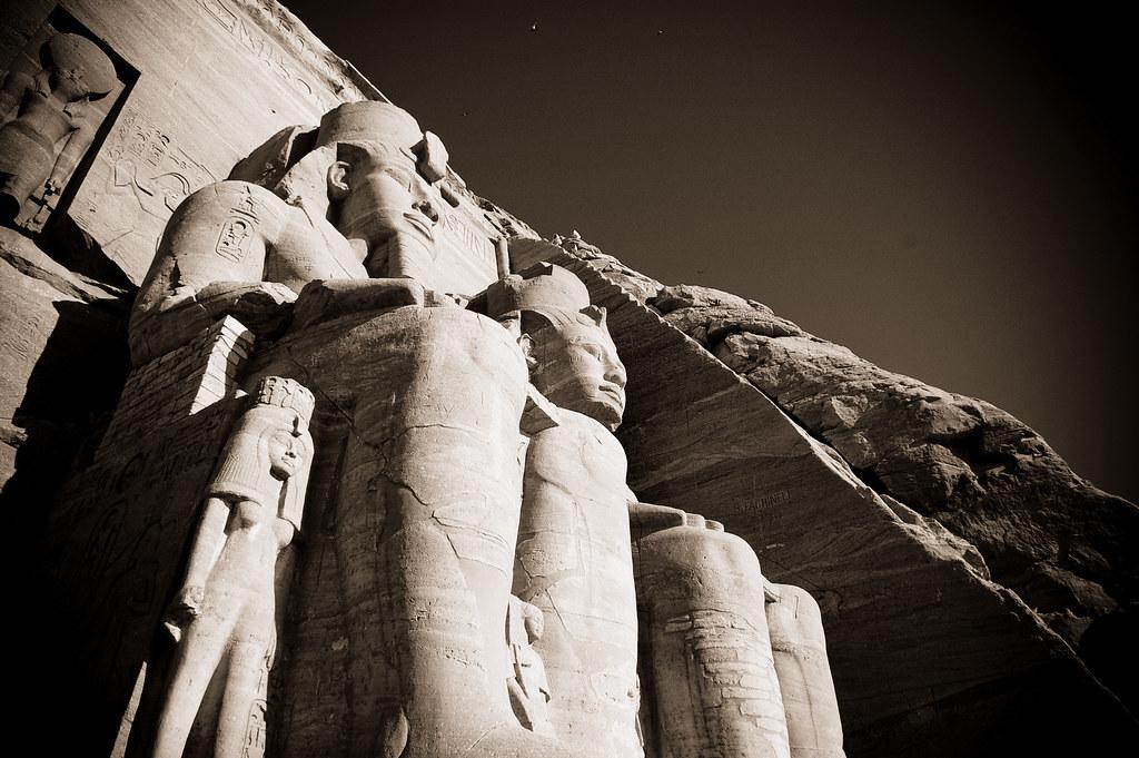 Abu Simbel - Great Temple